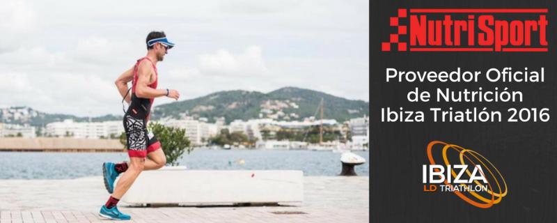 NUTRISPORT Renueva Su Acuerdo Como Proveedor Oficial De Nutrición En El Ibiza Triatlón