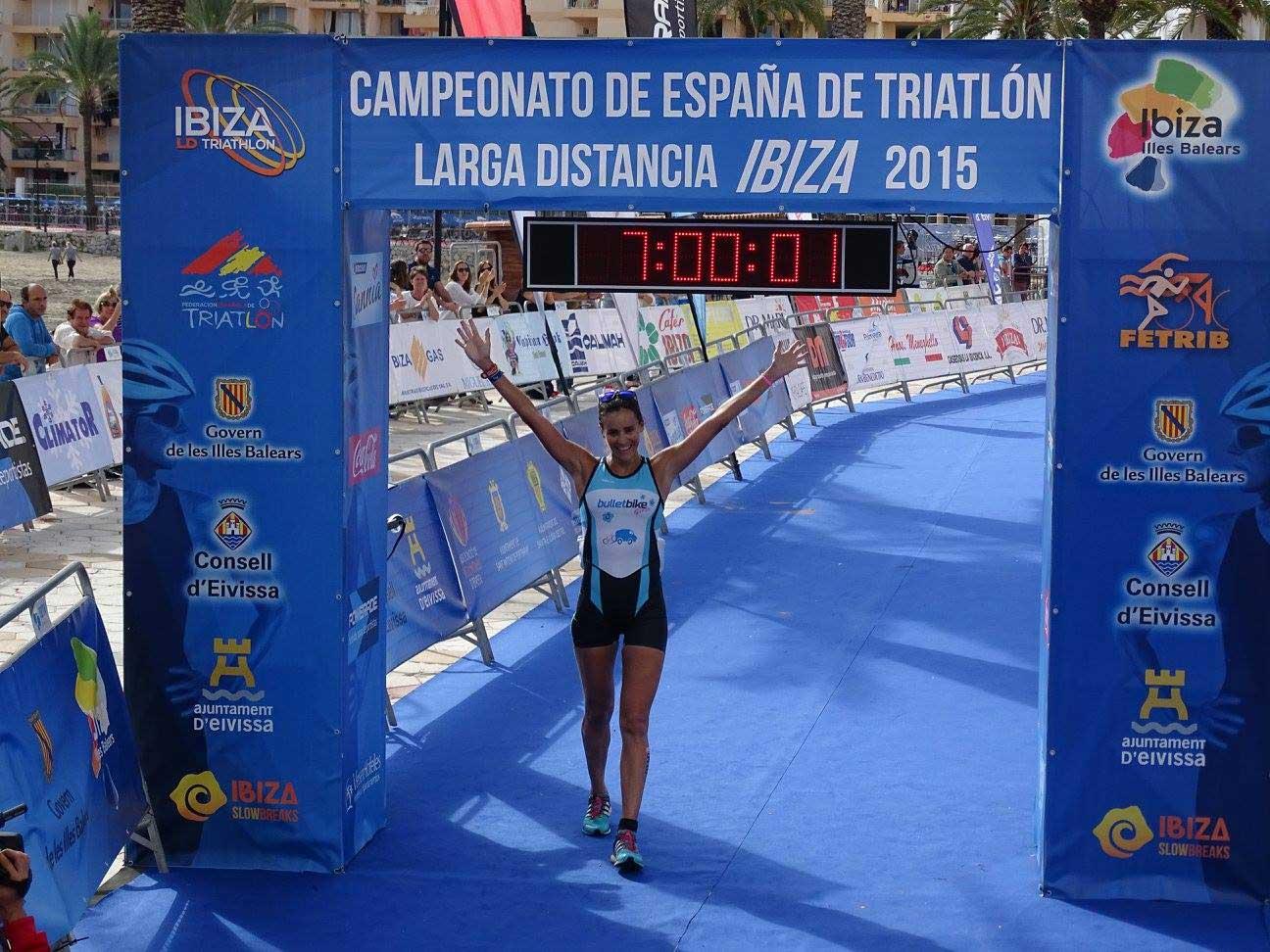 Ibiza Triatlón Volverá A Ser Campeonato De España De LD En 2017