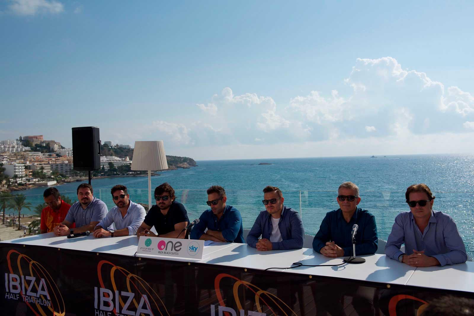 Presentación Oficial De La 4ª Edición De Ibiza Triatlón