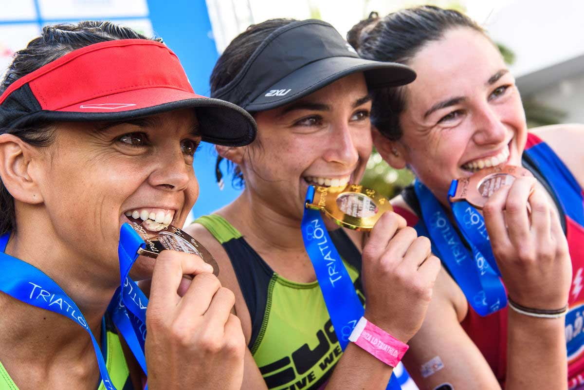El Ibiza Half Triathlon – Campeonato De España De Media Distancia, Tendrá Mas De Medio Centenar De Féminas En La Línea De Salida.