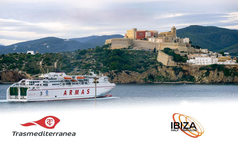 Trasmediterranea Sigue Confiando En El Ibiza Half Triatlón