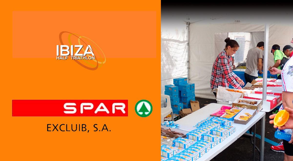 La Cadena De Supermercados SPAR Aporta El Avituallamiento Post-meta